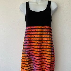 Poetry small ombré dress tank